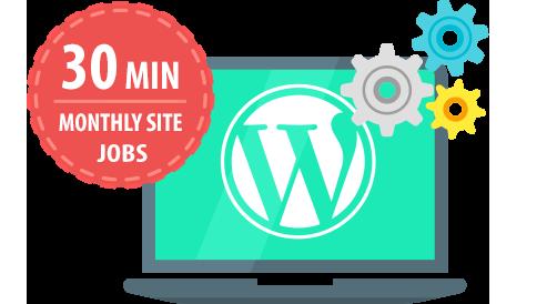 Wordpress Maintenance Site Fixes